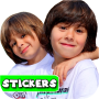 icon Whatstickers For Dani y Evan Fans