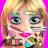 icon Princess Game Salon Angela 3D 210107