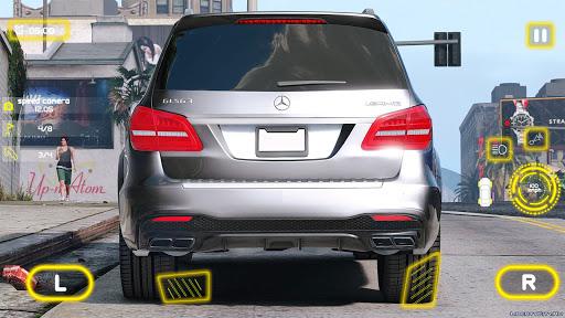 Extreme City Car Drive Simulator 2021: GLS 580