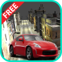icon Car Parking 3D Free:Town