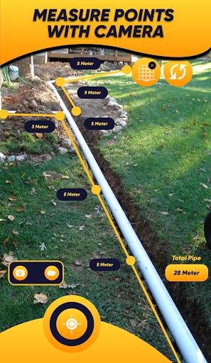 AR Ruler Measurement – Camera Measuring AR Tool