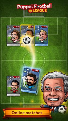 Puppet Football Card Manager CCG ⚽