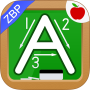 icon 123s ABC Kids Handwriting Game