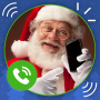 icon Santa Phone Call – Simulated Christmas Messages