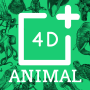 icon Animal 4D+