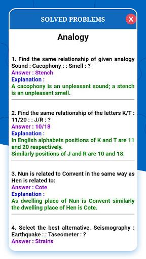 Logical Reasoning Test