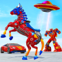 icon Horse Robot Car Game – Space Robot Transform wars