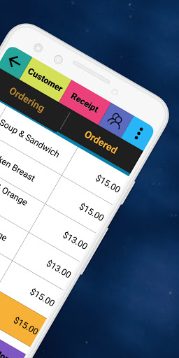 Restaurant POS Point of Sale
