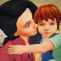 icon Real Mother Life Simulator- Happy Family Games 3D