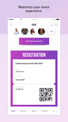 Community Summit NA 2021