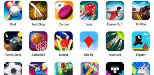 Play Game & Earn Money - All in One Mini Free Game