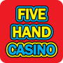 icon Five Hand Video Poker