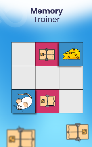 Concentration - Memory game. Brain training