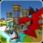 icon Blocky Fantasy Battle Simulator