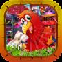 icon Erudite Red Parrot Escape - JRK Games