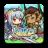 icon jp.cloverlab.yurudora 01.76.00