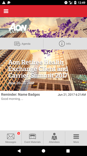 Aon Hewitt Conferences