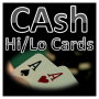 icon CAsh - High Low Playing Cards