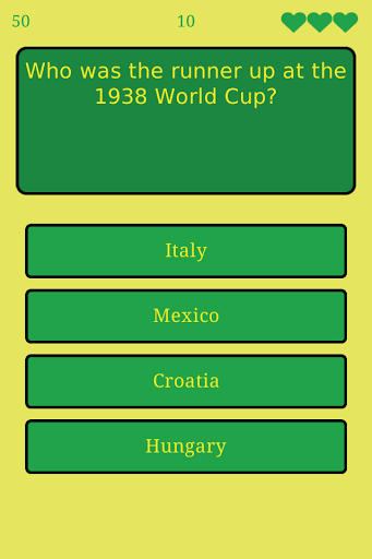 Trivia for World Cup 2014 Quiz