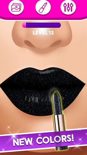 Lip Art Makeup Beauty Game - Lipstick Salon