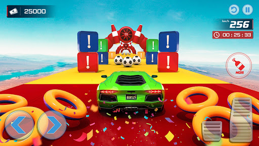 Mega Ramp Car Racing 2021: Offline Games 2021 New