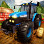 icon Real Tractor Driving Game 2020 - Farming Simulator