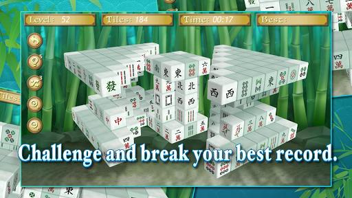 3D Mahjong Master