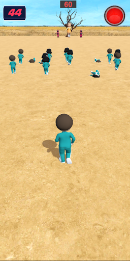Squid Game 3D Game 2021