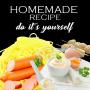 icon Homemade Recipe (Buat Sendiri)
