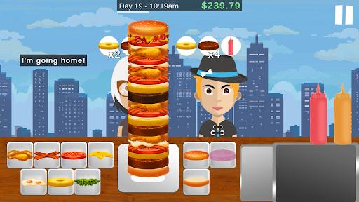 Burger Craft Tycoon