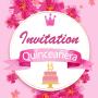 icon Quinceañera invitations maker
