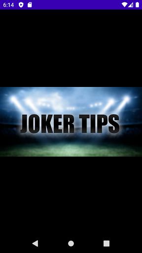 Joker Betting Tips