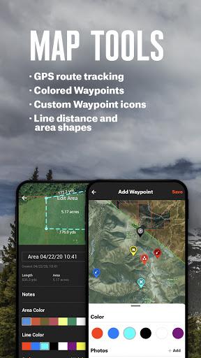 onX HUNT Maps #1 Hunting GPS Offline US Topo Maps