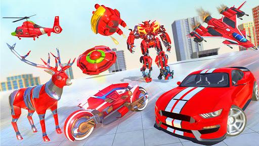 Grand Multi robot transform Jet War