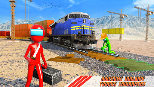 Grand Construction Excavator: Red Imposter Game