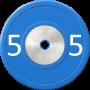 icon 5x5 Workout Logger