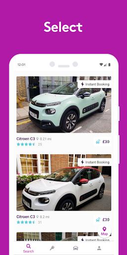 Drivy, peer-to-peer car rental