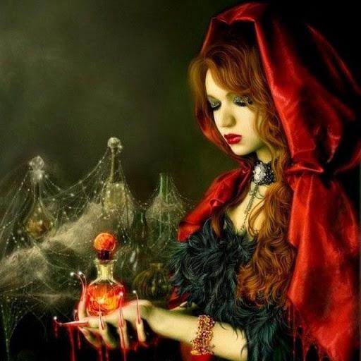 Gothic Girls Jigsaw Puzzles