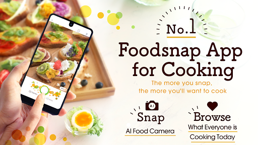 SnapDish Food Camera & Recipes