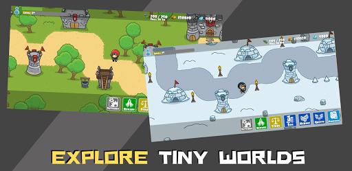 Spawnders - Tiny Hero RPG