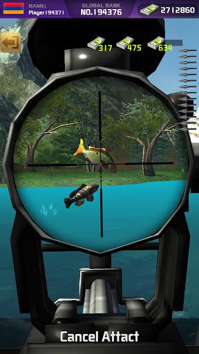 Fishing Hunting-Deep Sea Shooting Hunter Simulator