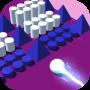 icon Color Ball Push 3D & Bump Game