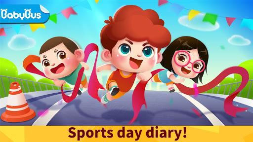 Little Panda's Sports Diary
