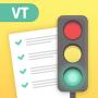 icon Driver Permit Test Vermont VT DMV