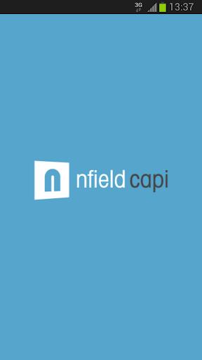 Nfield CAPI