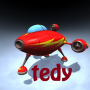 icon Pesawat Tedy