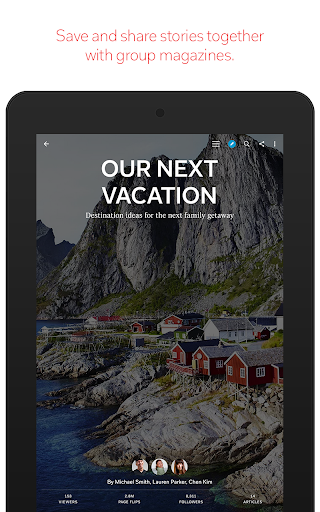 Flipboard: News For Any Topic