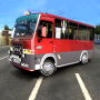 icon MINIBUS DOLMUS BUS BEACH CITY DRIVING SIMULATOR