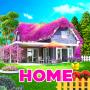 icon Pink Garden Makeover