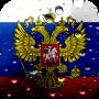 icon Russia flag live wallpaper